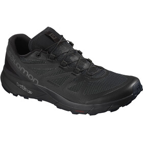 Salomon Sense Ride Shoes Women Black/Black/Magnet
